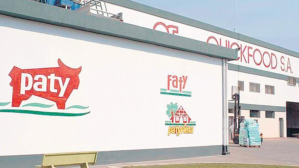 BRF es dueño de Quickfood (Paty) en Argentina. Ya había despedido a 180 trabajadores en Baradero y ahora puso en venta la planta.