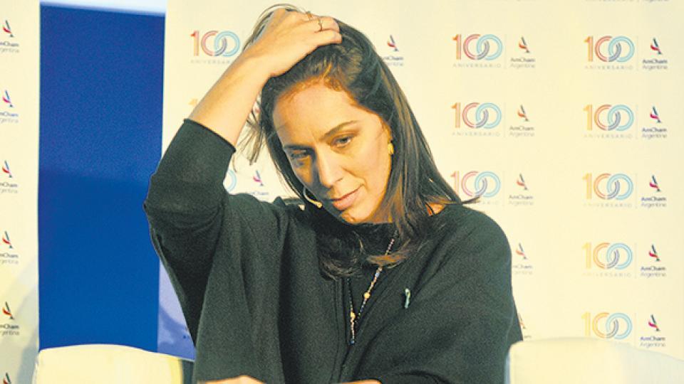 Vidal fue denunciada en su condición de titular del PRO bonaerense.