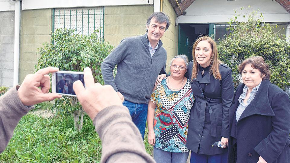 Bullrich y Ocaña estuvieron entre los principales candidatos oficialistas de 2017.