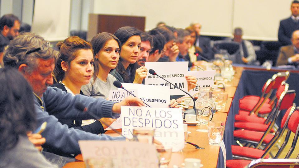 Hernán Lombardi faltó a la citación en la Comisión de Legislación del Trabajo para evitar las protestas.