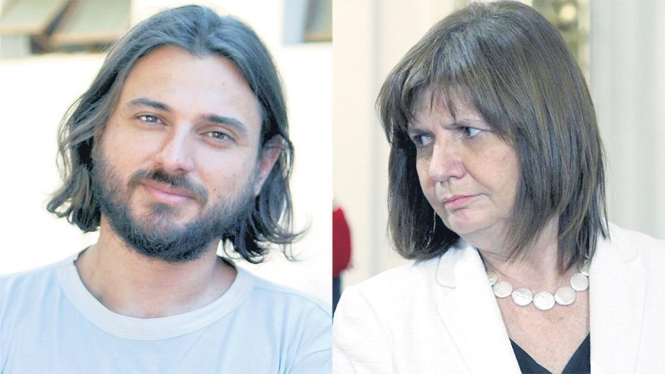 Juan Grabois rechazó las acusaciones de la ministra Patricia Bullrich.