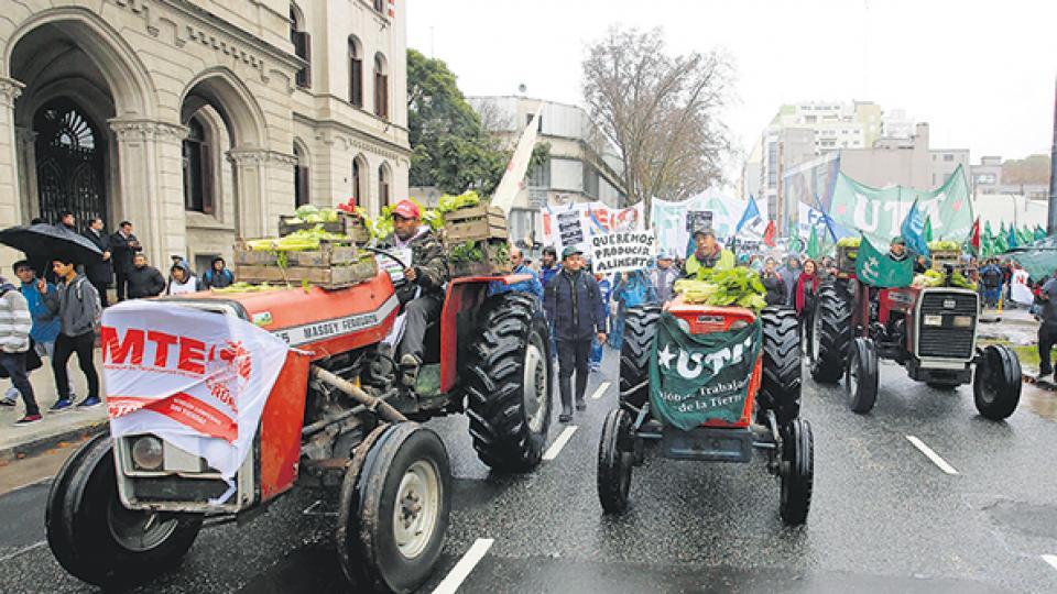 El recorte presupuestario alcanza a distintos programas de impulso a la agricultura familiar.
