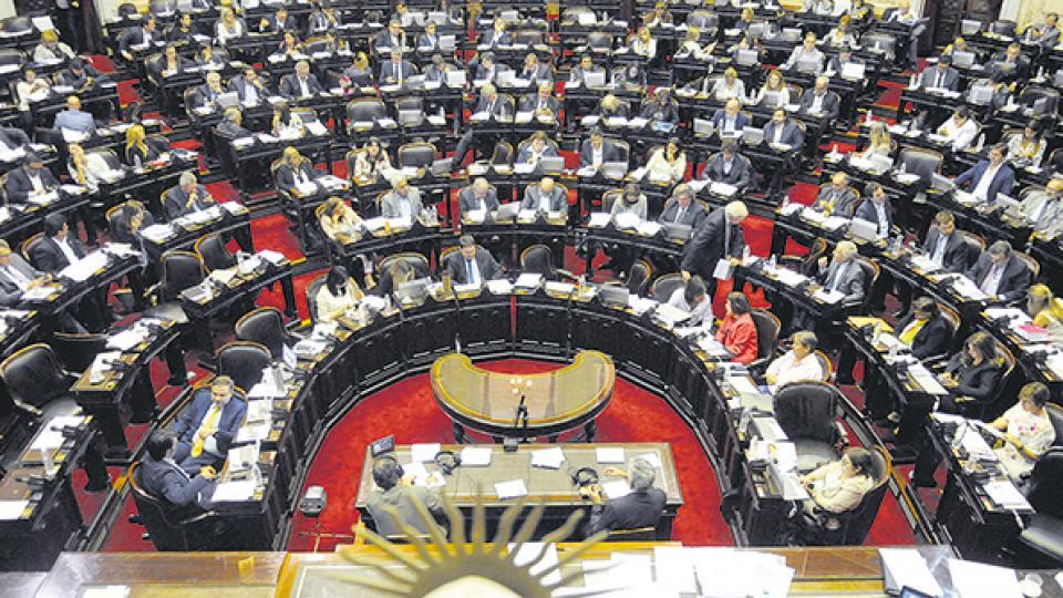 Ayer fue la última sesión especial en la Cámara de Diputados antes del receso invernal.