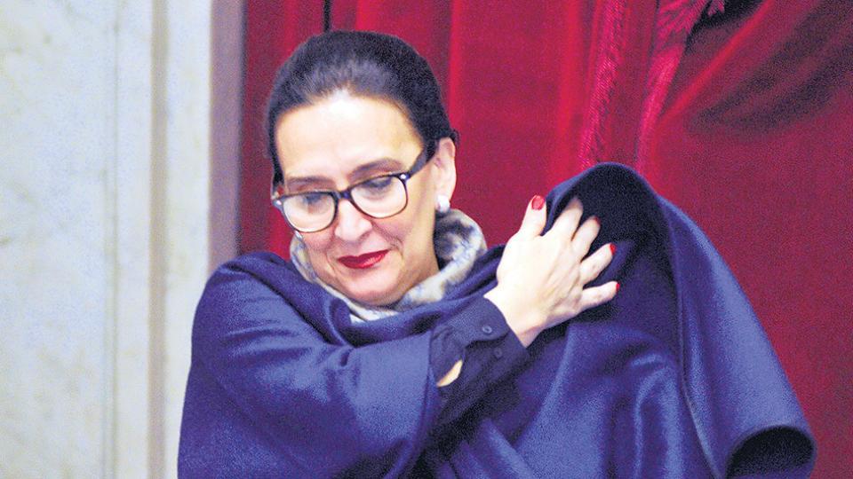 A Gabriela Michetti le enrostraron que el aborto por violación está regulado desde hace un siglo.