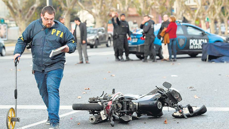 El principal grupo de riesgo lo encabezan los motociclistas.
