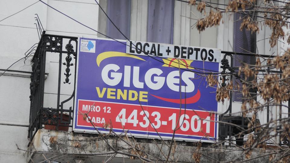 El precio promedio del metro cuadrado en la Ciudad de Buenos Aires pasó de 2300 a 3200 dólares.