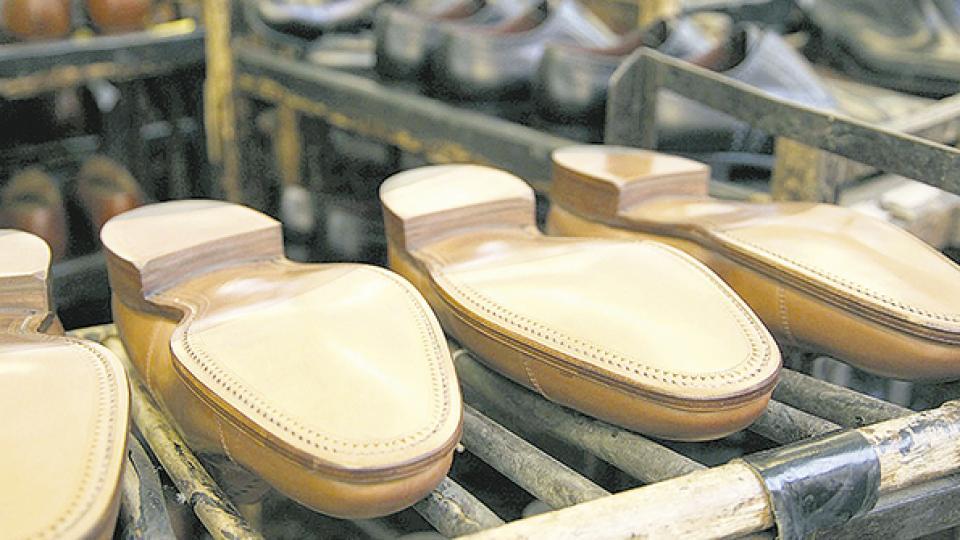 Los precios mayoristas de cuero, calzado y marroquinería se dispararon 7,2 por ciento en julio.