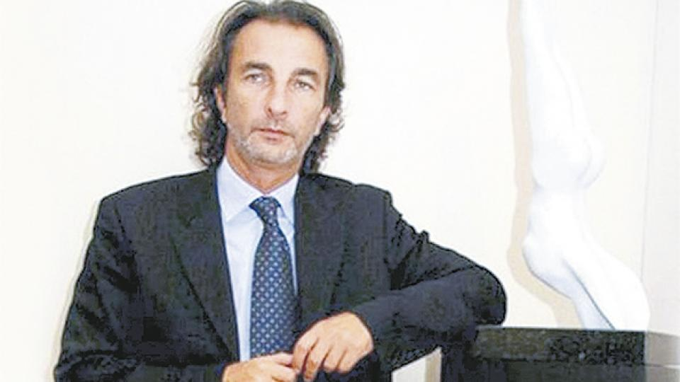 Angelo Calcaterra, ex titular de Iecsa, primo del Presidente, a quien consultó antes de presentarse a la Justicia.