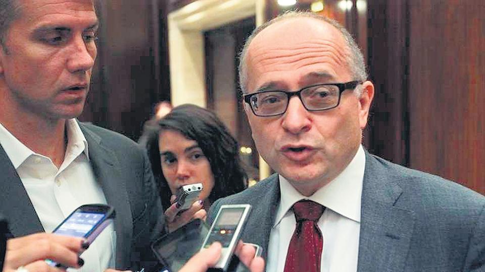 El italiano Roberto Cardarelli encabezará la misión que permanecerá en Buenos Aires hasta el 22 de agosto.