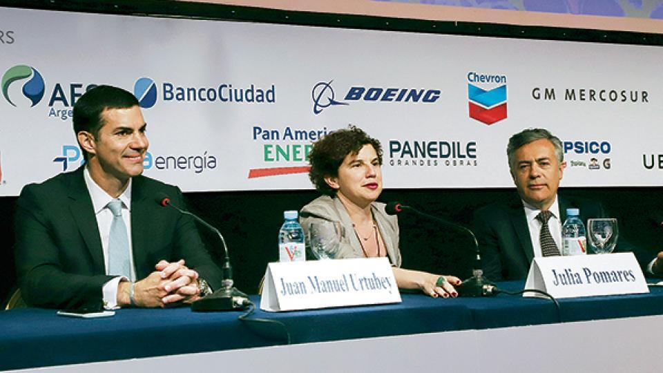 El gobernador titular de la UCR, Alfredo Cornejo, respaldó al Gobierno tras el Consejo de las Américas.