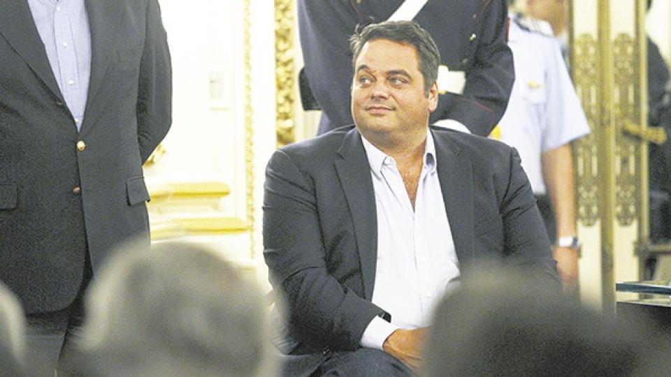El ministro Jorge Triaca no convenció ni a empresarios ni a gremialistas para sumarse al diálogo.