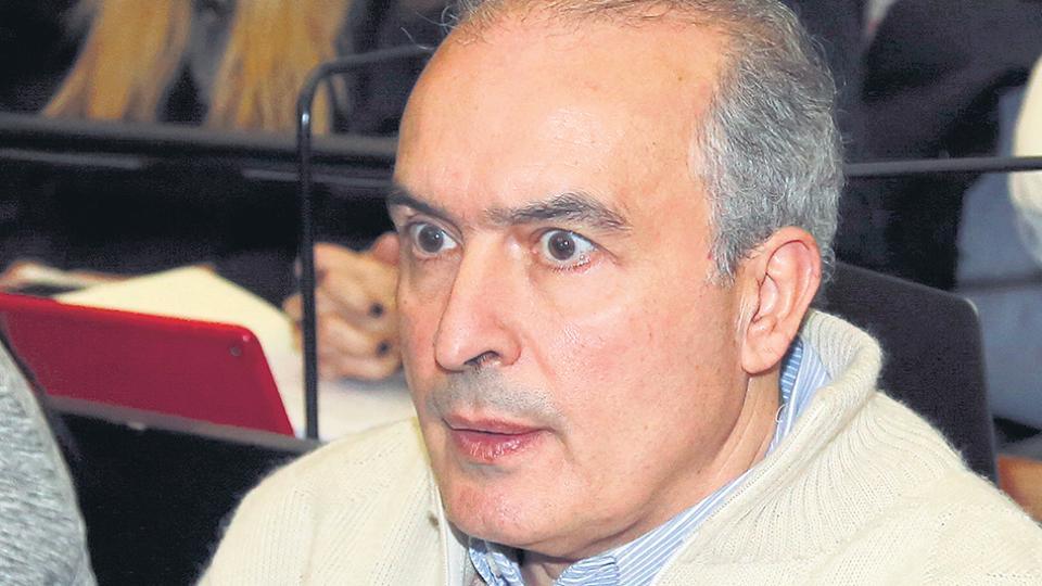 Todo indica que José López está dispuesto a decir lo que le pidan.