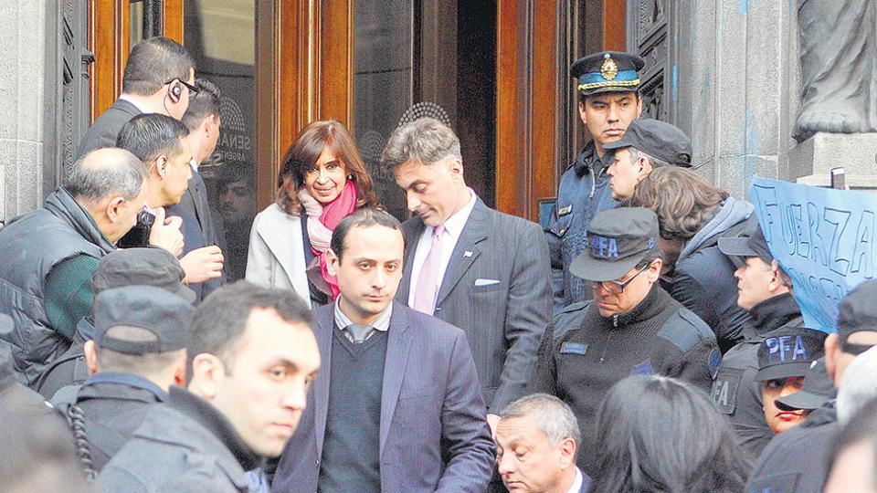 El oficialismo no logró apurar la autorización del pedido judicial contra la ex presidenta y senadora Cristina Fernández de Kirchner.
