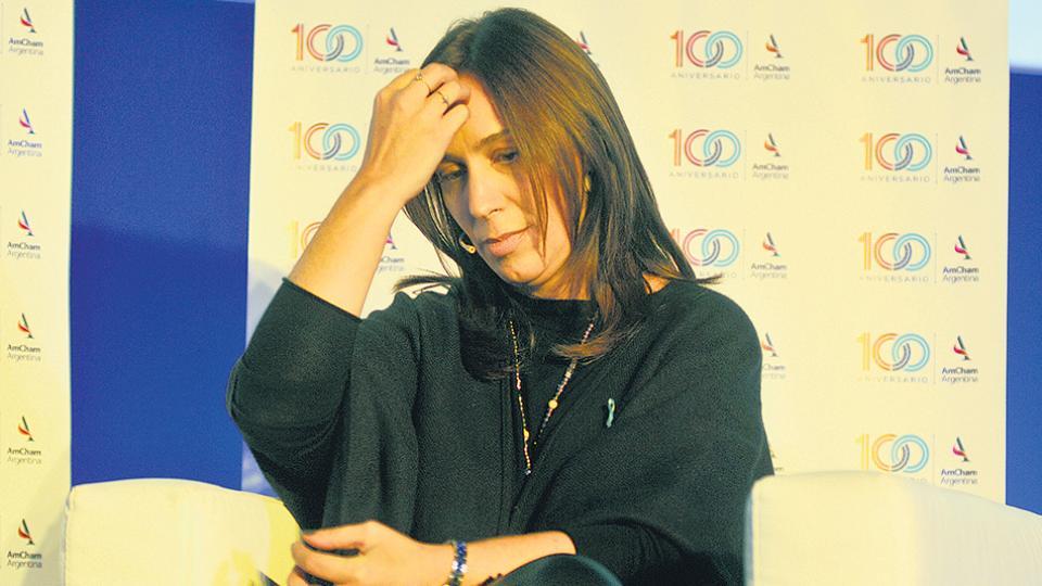 Vidal quedó en el centro de la investigación judicial, denunciada como responsable partidaria.