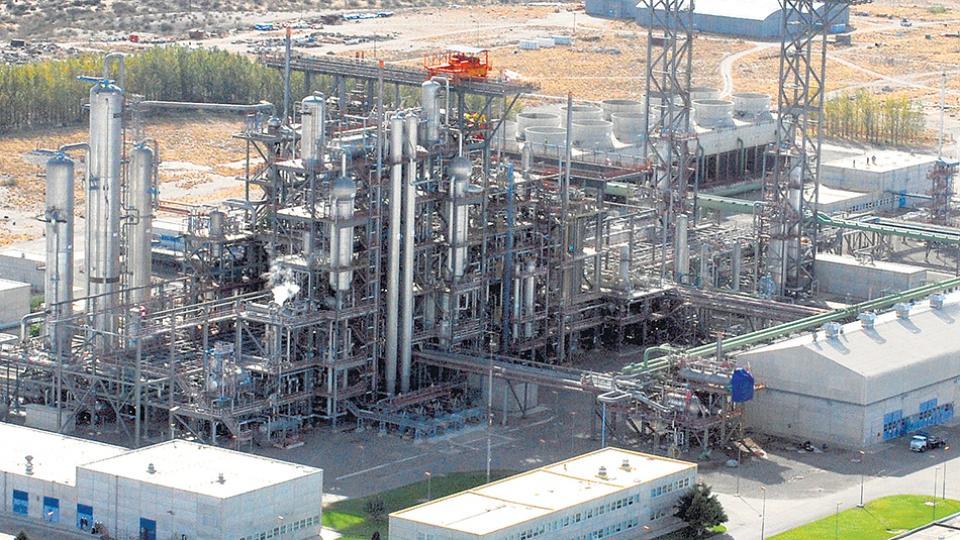 PIAP produce agua pesada para centrales nucleares.