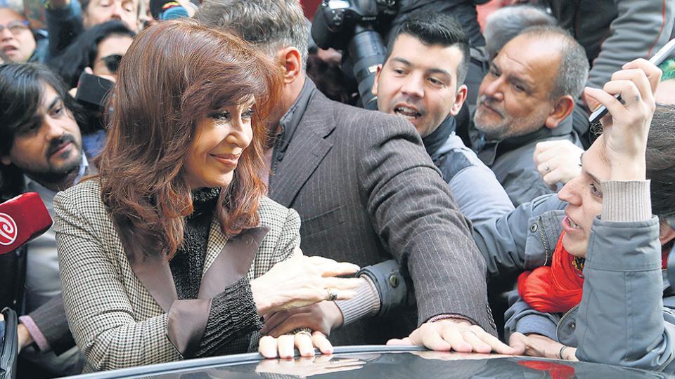 La situación de la ex presidenta Cristina Fernández será debatida hoy en el Senado a partir de las 14.
