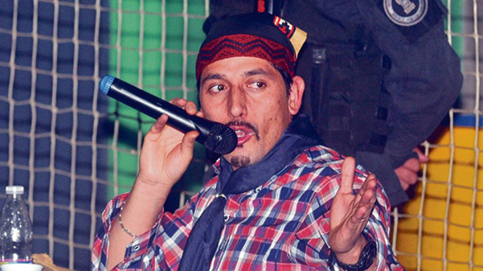 Dopo la sentenza della più alta corte, la situazione di Jones Huala deve essere definita dal presidente Mauricio Macri.