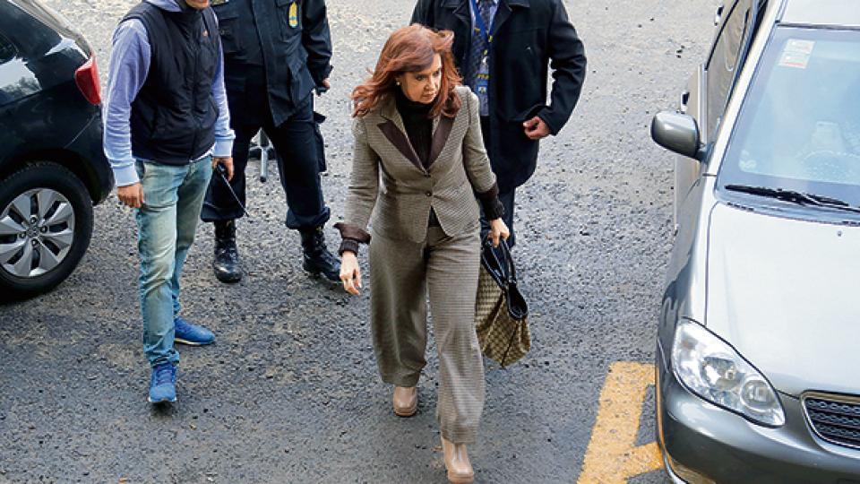 La ex presidenta Cristina Kirchner deberá volver a los tribunales de Comodoro PY.