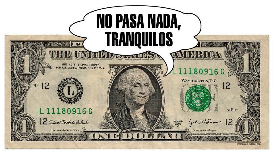 El dólar subió 29 centavos y quedó al borde de un nuevo record pese a las ventas del BCRA.