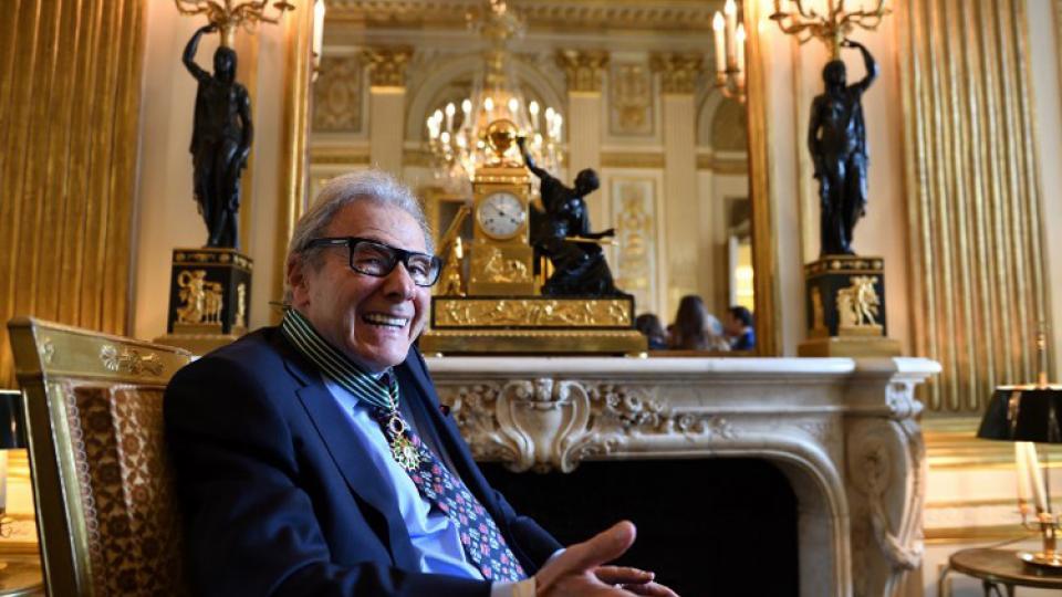 El músico argentino tiene 86 años y compuso más de 200 bandas sonoras.