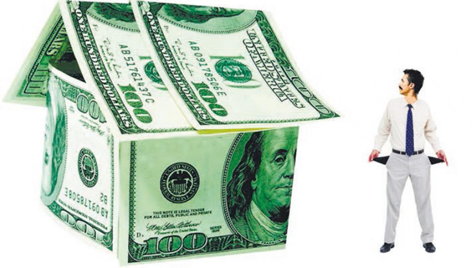 Los salarios vienen perdiendo contra la inflación y complican la posibilidad de afrontar el crédito UVA.