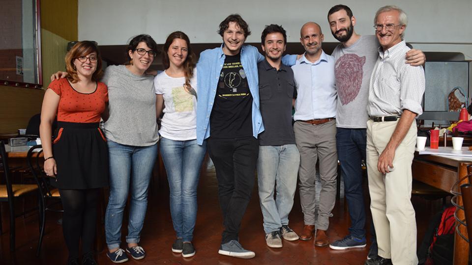 Investigador Licenciado y Doctor en Ciencias Físicas de la Universidad de Buenos Aires (UBA)