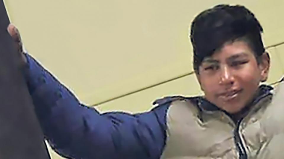 Ismael Ramírez tenía 13 años, vivía en un barrio humilde conocido como Mataderos, en Roque Sáenz Peña, Chaco.