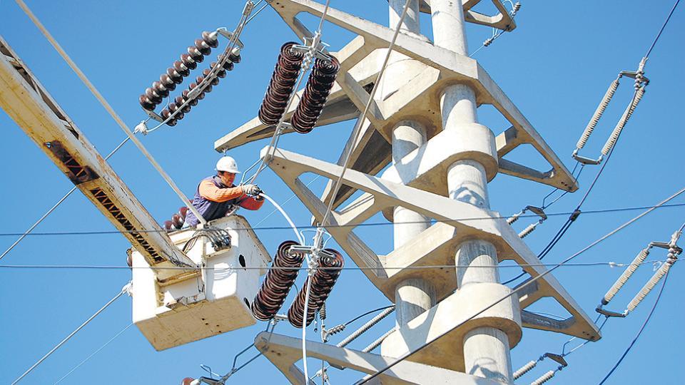 Las tarifas eléctricas golpearon fuerte en el costo empresario. Según el Indec, suba del 22,5 por ciento.