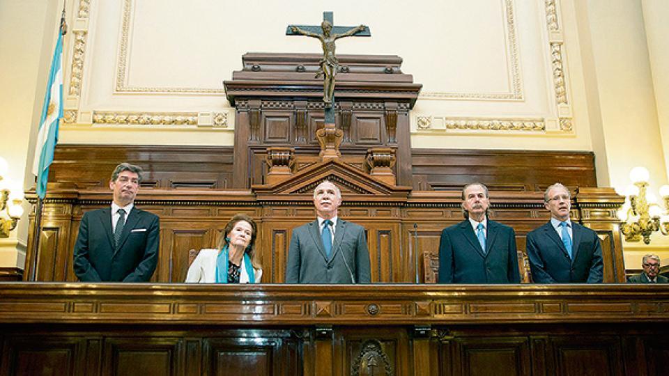Nueva etapa: Lorenzetti abandonó la presidencia esta semana, luego de 11 años en el vértice del poder.