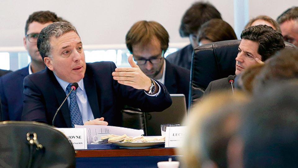 """""""Habrá novedades del acuerdo con el FMI antes de que se termine de discutir el Presupuesto"""", afirmó Dujovne."""