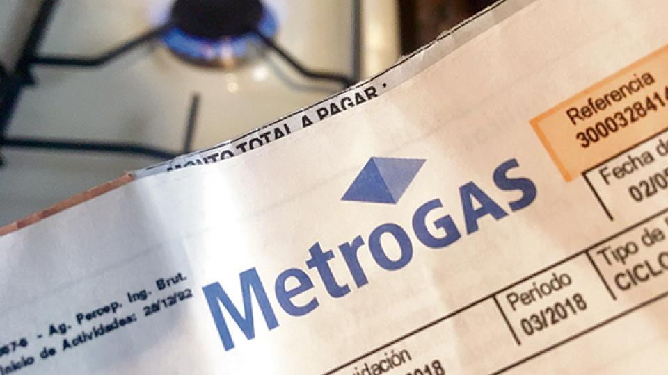 Las tarifas del miedo. El ajuste recaerá sobre las facturas del gas a partir de los consumos de octubre.