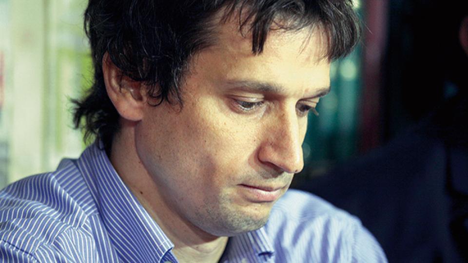 Diego Lagomarsino es el ex empleado informático del fiscar Alberto Nisman.