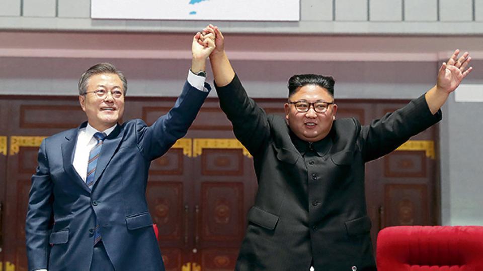 Un encuentro en busca de la paz| La cumbre que todo el mundo observará