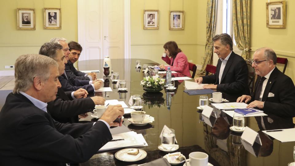 """En su diálogo del domingo, Macri invitó a Bolsonaro a visitar la Argentina """"cuando quiera""""."""