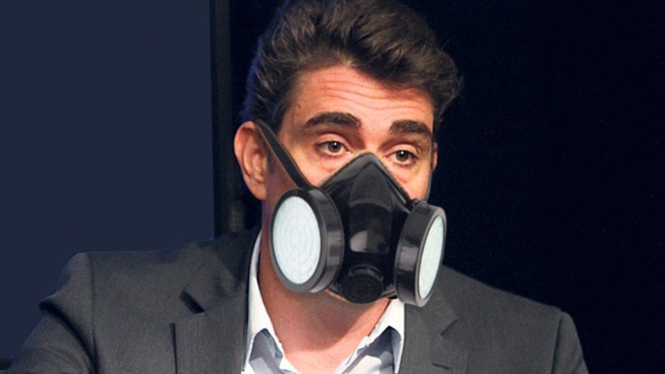 Secretario de Energía, Javier Iguacel. No da marcha atrás.