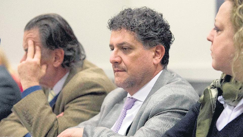 Presentación a las Naciones Unidas contra la destitución del juez Arias