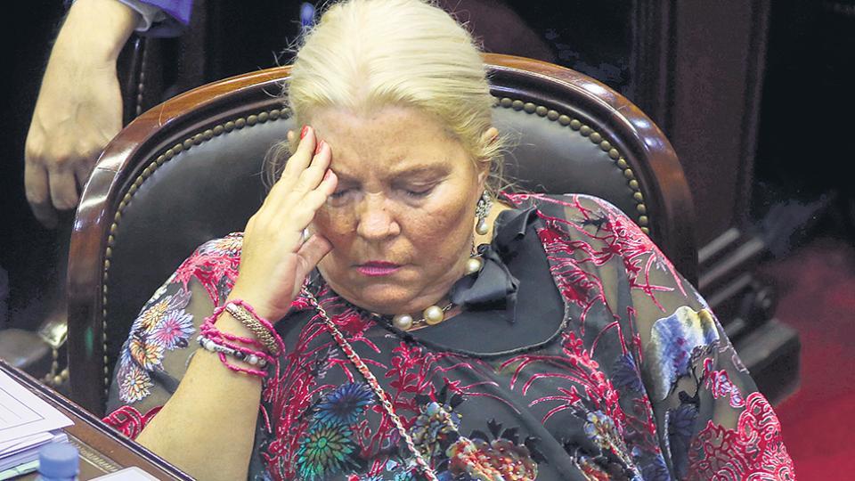 La irrupción de la diputada Elisa Carrió contra el presidente Macri siguió levantando polvareda.
