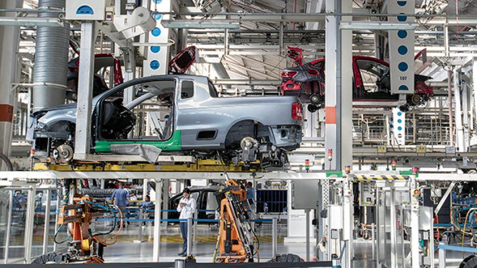 En septiembre se produjeron 37.267 vehículos, casi 9700 unidades menos que en el mismo mes de 2017.