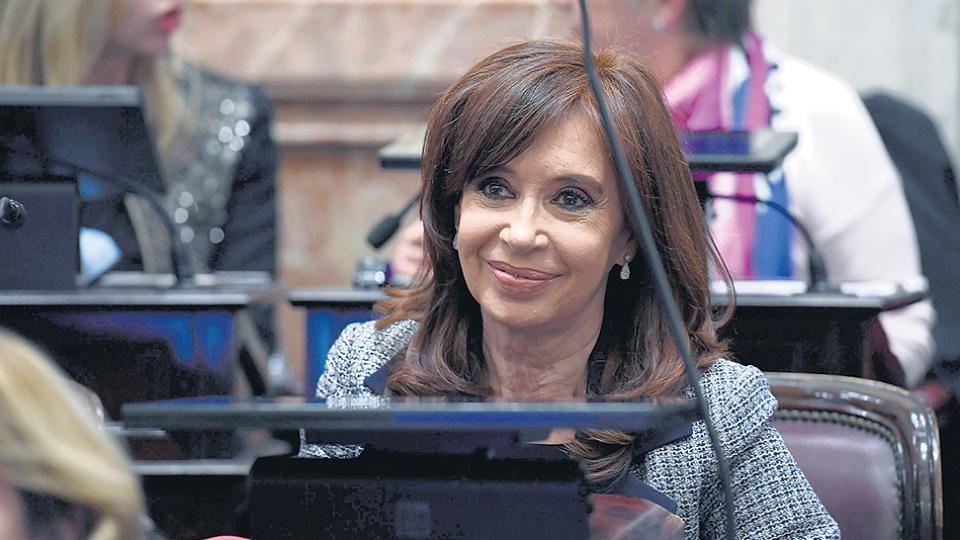 El pedido de desafuero contra la senadora Cristina Fernández se produjo por la causa del Memorándum con Irán.