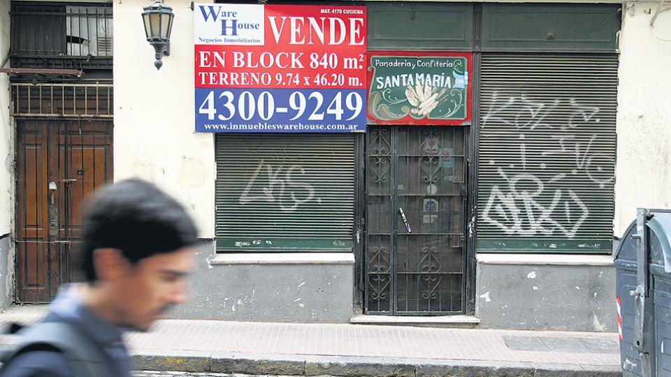 Las escrituras formalizadas mediante hipotecas bancarias en septiembre fueron sólo 382.
