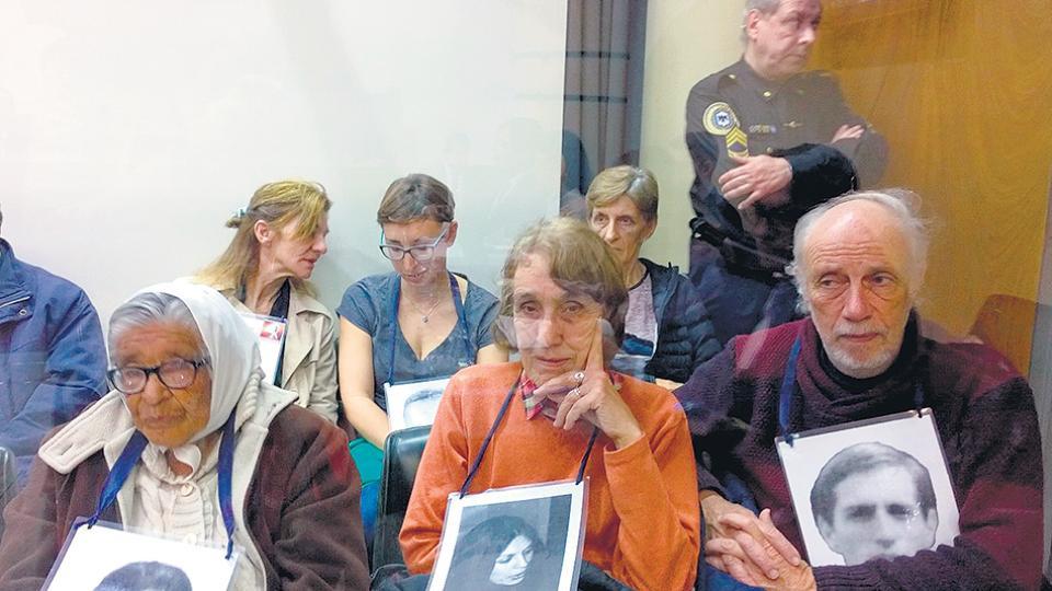 Desde hace 18 años la familia de Suppo reclamaba justicia.