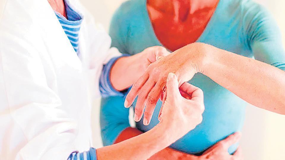 Alrededor del uno por ciento de la población mundial sufre artritis reumatoidea.