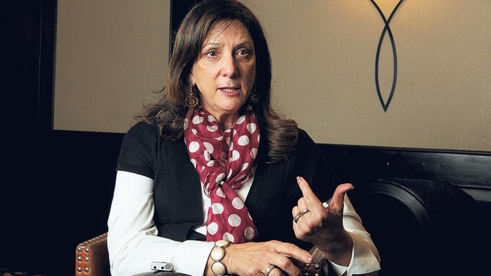 Carvalho está a cargo de la oficina regional de ONU Mujeres desde 2014.