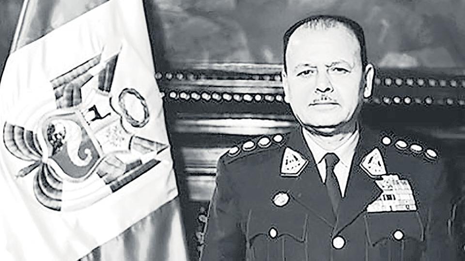 Velasco Alvarado lideró el gobierno más izquierdista de la historia de Perú.
