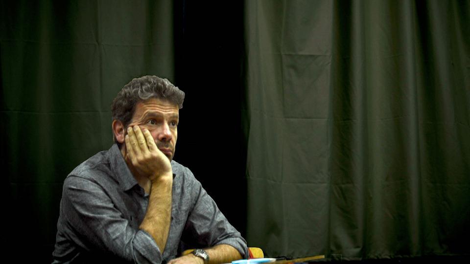 Becerra analizó la actualidad mediática en el Congreso Nacional sobre Democracia.