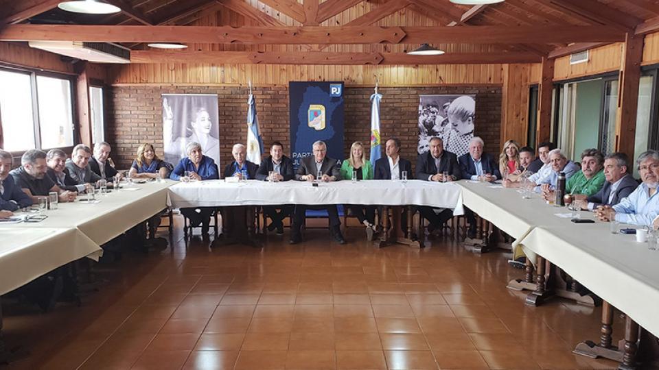 La Mesa de Acción Política del PJ se amplió ayer con miras a sumar voluntades hacia los comicios de 2019.