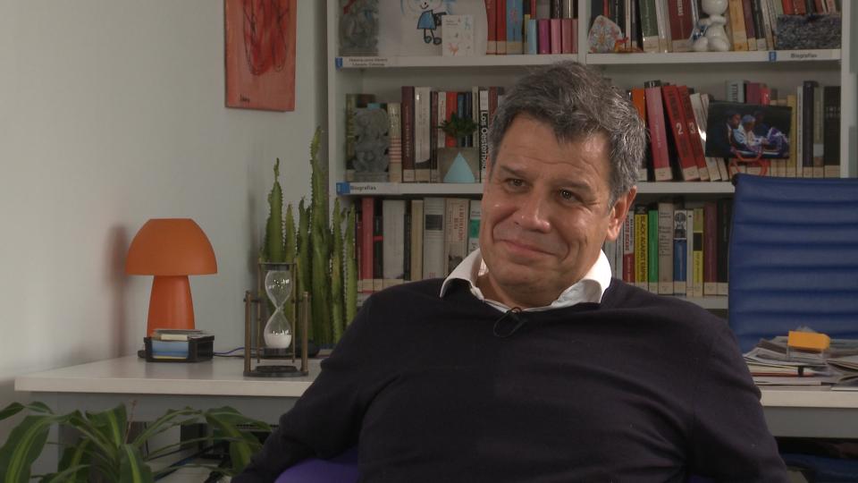 Facundo Manes, uno de los neurólogos más destacados de la Argentina.