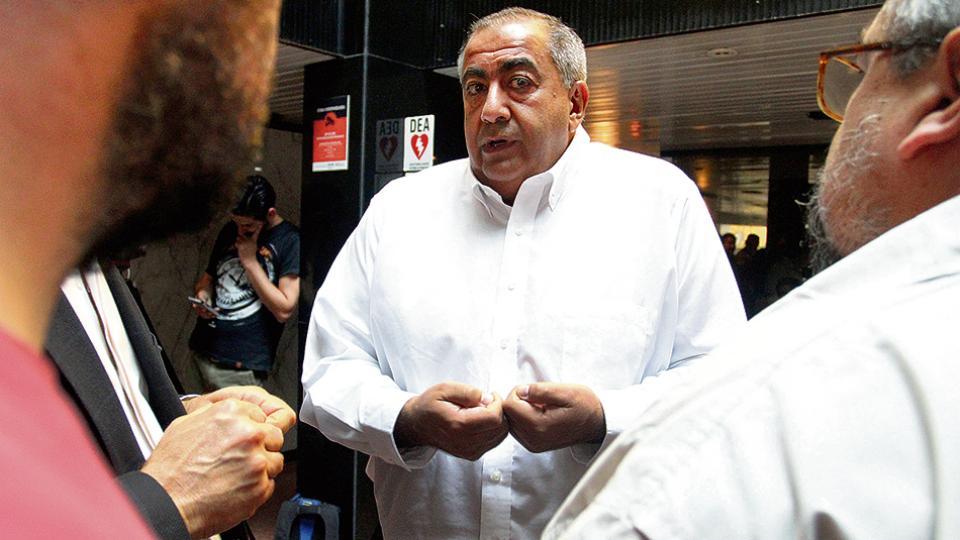 Héctor Daer es uno de los dirigentes de la CGT que negoció el bono con el Gobierno.