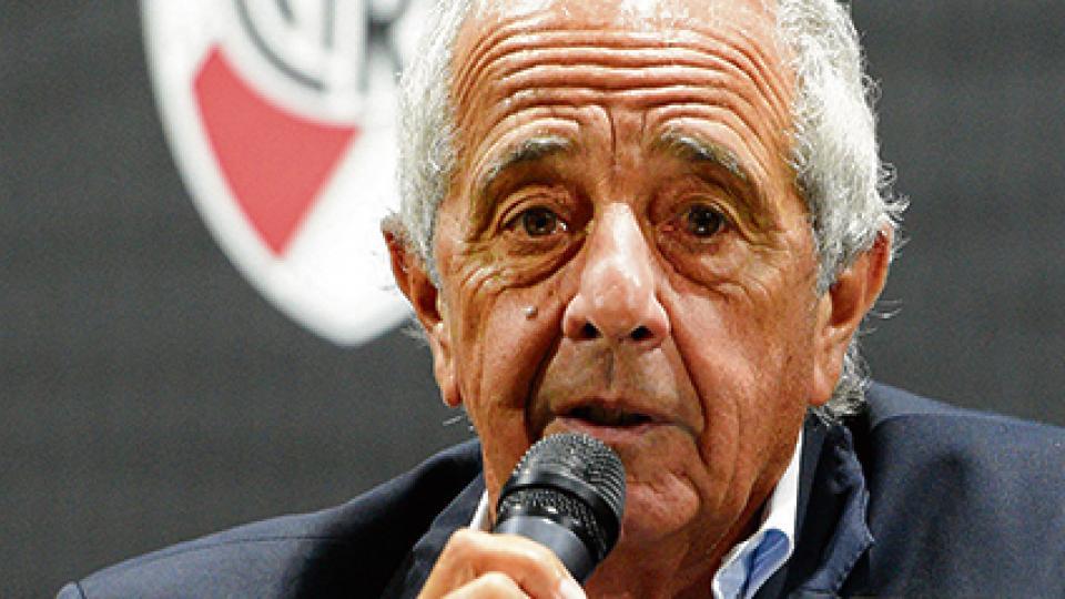 D'Onofrio habló en Mar del Plata, donde se encuentra junto al plantel profesional.