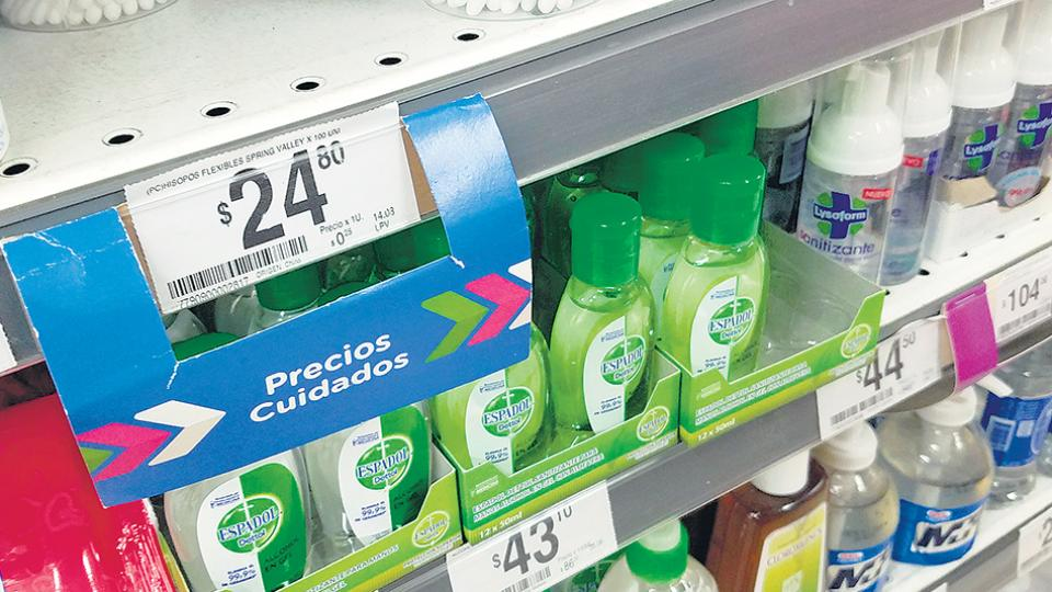 El Gobierno autorizó subas extraordinarias en al menos 30 productos del listado de Precios Cuidados.